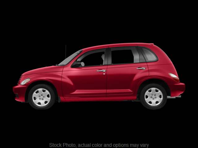 Used 2008  Chrysler PT Cruiser 4d Wagon LX at Solutions Auto Group near Chickasha, OK