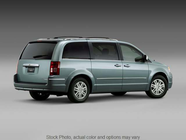 Used 2008  Chrysler Town & Country 4d Wagon LX at Camacho Mitsubishi near Palmdale, CA