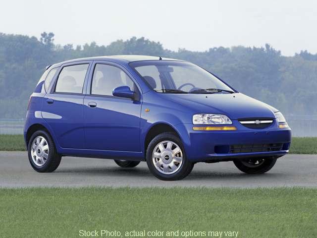 2008 Chevrolet Aveo 5d Hatchback Ls Atlas Automotive Mesa Az