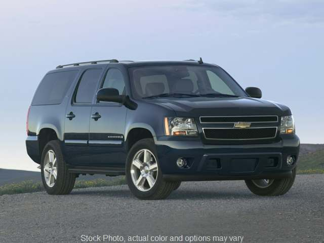2008 Chevrolet Suburban 1500 SUV 4WD LS at The Gilstrap Family Dealerships near Easley, SC