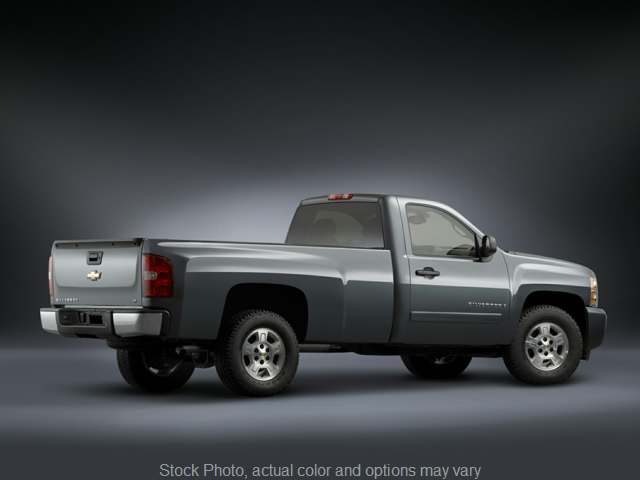 Used 2008  Chevrolet Silverado 1500 4WD Reg Cab WT at Keenan's Cherryland near West Salem, WI