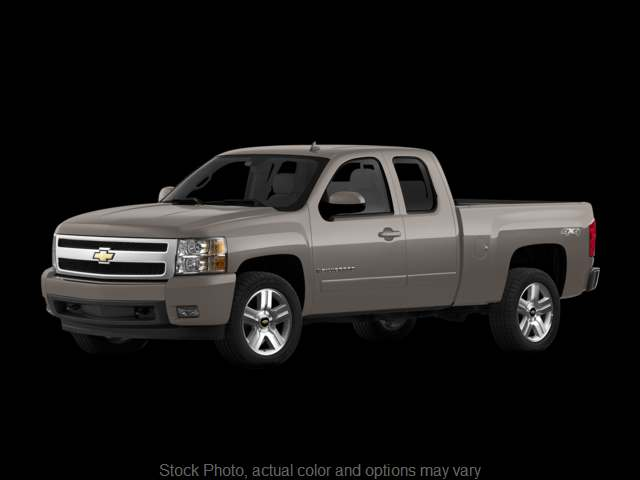 2008 Chevrolet Silverado 1500 4WD Ext Cab LS at Good Wheels near Ellwood City, PA