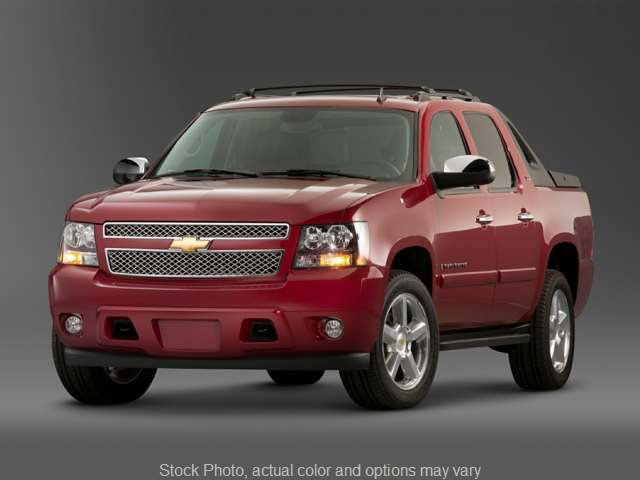 Used 2008  Chevrolet Avalanche 4d SUV 4WD LS at VA Cars of Tri-Cities near Hopewell, VA