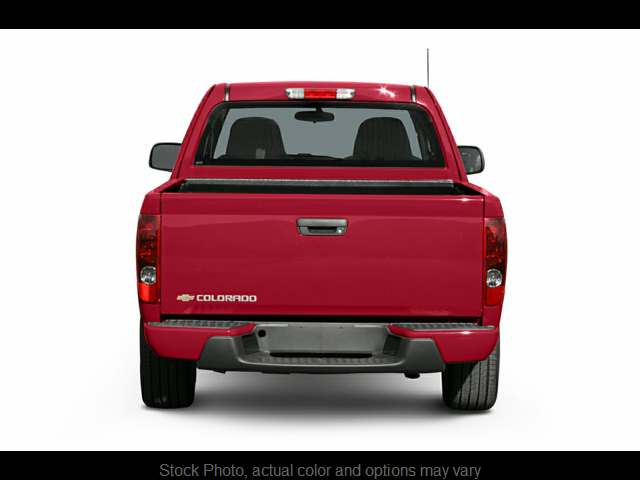 Used 2008  Chevrolet Colorado 4WD Ext Cab Work Truck at Graham Auto Group near Mansfield, OH