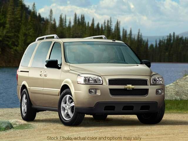 2008 Chevrolet Uplander Cargo Van 4d Van at Oxendale Auto Outlet near Winslow, AZ