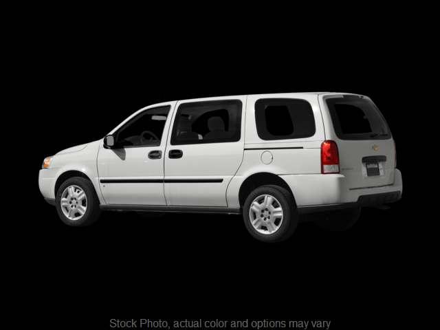 Used 2008  Chevrolet Uplander Cargo Van 4d Van at Oxendale Auto Outlet near Winslow, AZ