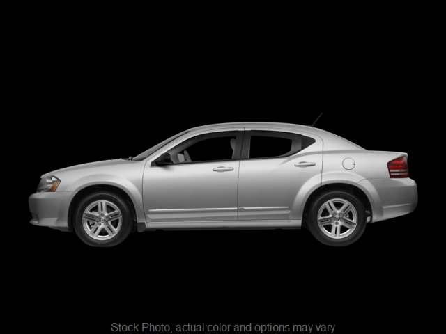 Used 2008  Dodge Avenger 4d Sedan SXT at Good Wheels near Ellwood City, PA