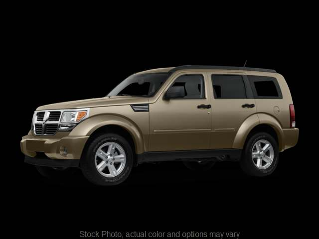 Used 2008  Dodge Nitro 4d SUV 2WD SXT at Graham Auto Group near Mansfield, OH