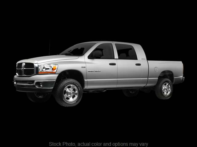 Used 2008  Dodge Ram 1500 4WD Mega Cab SLT at Naples Auto Sales near Vernal, UT