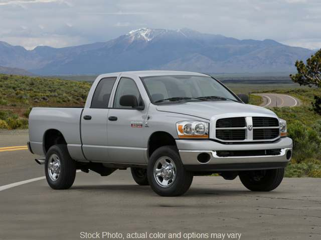 Used 2008 Dodge Ram 2500 4WD Quad Cab SLT Longbed at Car Country near Aurora, IN
