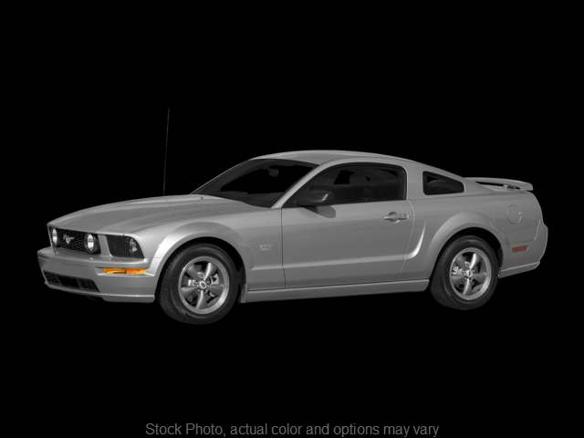 Used 2008  Ford Mustang 2d Coupe Deluxe at The Gilstrap Family Dealerships near Easley, SC