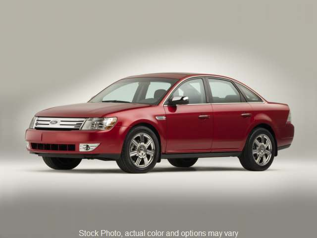 Used 2008  Ford Taurus 4d Sedan Limited at Action Auto Group near Oxford, MS