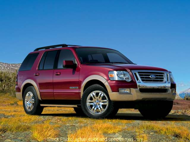 2008 Ford Explorer 4d SUV 2WD Eddie Bauer V6 at VA Cars West Broad, Inc. near Henrico, VA