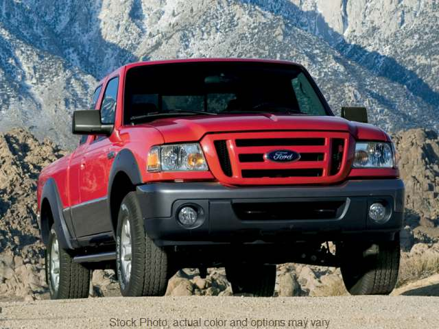 Used 2008  Ford Ranger 4WD Supercab XLT 4d at Good Wheels near Ellwood City, PA