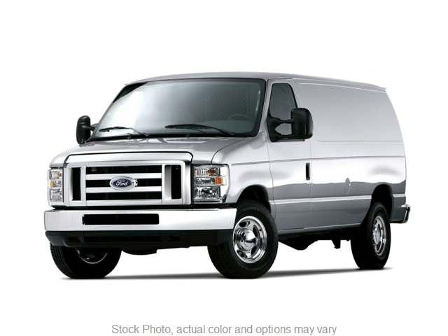 2008 Ford Econoline Cargo Van E250 Van at Estle Auto Mart near Hamler, OH