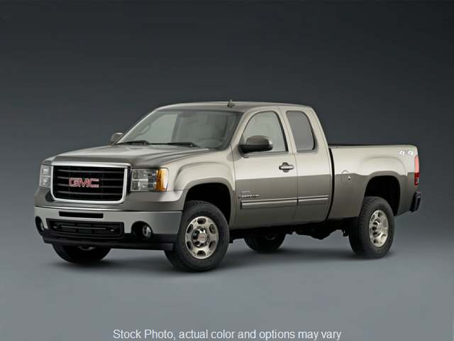 Used 2008  GMC Sierra 2500 4WD Ext Cab SLE1 at City Wide Auto Credit near Toledo, OH