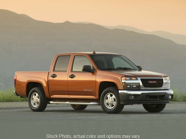Used 2008 GMC Canyon 2WD Crew Cab SLE2 at Frank Leta Automotive Outlet near Bridgeton, MO
