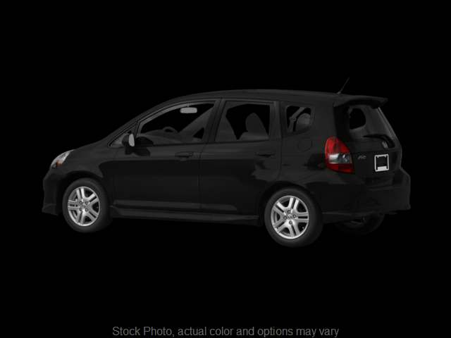 Used 2008  Honda Fit 5d Hatchback Sport 5spd at Camacho Mitsubishi near Palmdale, CA