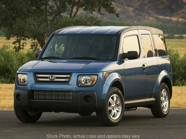 2008 Honda Element 4d Suv Fwd Ex Auto Ted Ciano Car Truck And Suv