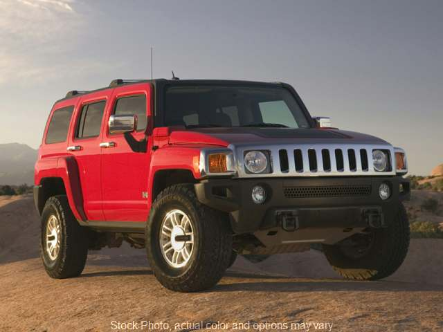 Used 2008  Hummer H3 4d SUV at The Gilstrap Family Dealerships near Easley, SC