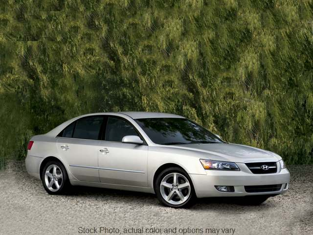 2008 Hyundai Sonata 4d Sedan Limited at Good Wheels near Ellwood City, PA