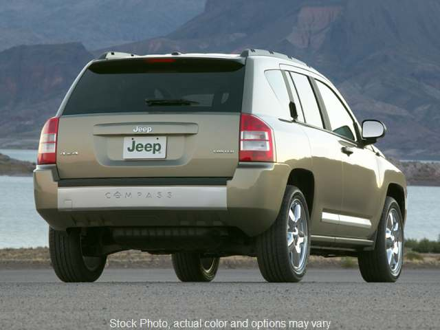 Used 2008  Jeep Compass 4d SUV FWD at Action Auto Group near Oxford, MS