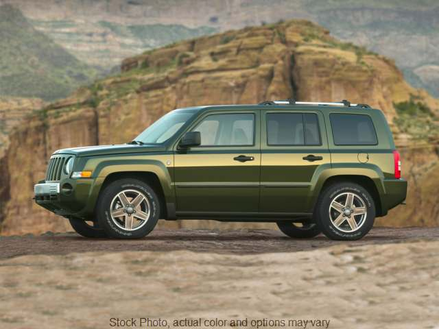 Used 2008  Jeep Patriot 4d SUV 4WD Limited at Good Wheels near Ellwood City, PA