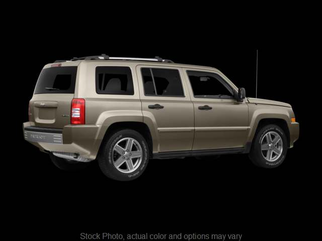 Used 2008  Jeep Patriot 4d SUV 4WD Sport at Action Auto Group near Oxford, MS