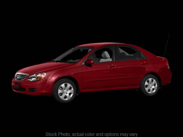 Used 2008  Kia Spectra 4d Sedan LX Auto at Good Wheels near Ellwood City, PA