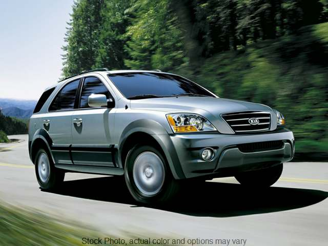 2008 Kia Sorento 4d SUV 4WD LX at Edd Kirby's Adventure Mitsubishi near Chattanooga, TN