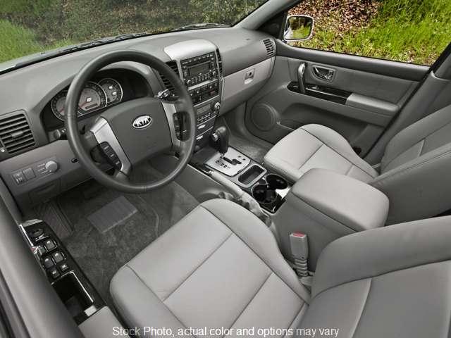 Used 2008  Kia Sorento 4d SUV 4WD EX at Express Auto near Kalamazoo, MI