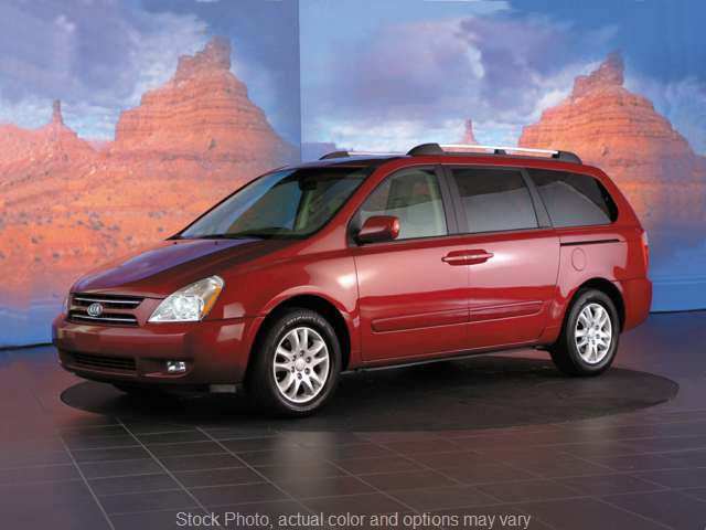 2008 Kia Sedona 4d Wagon EX at Good Wheels near Ellwood City, PA