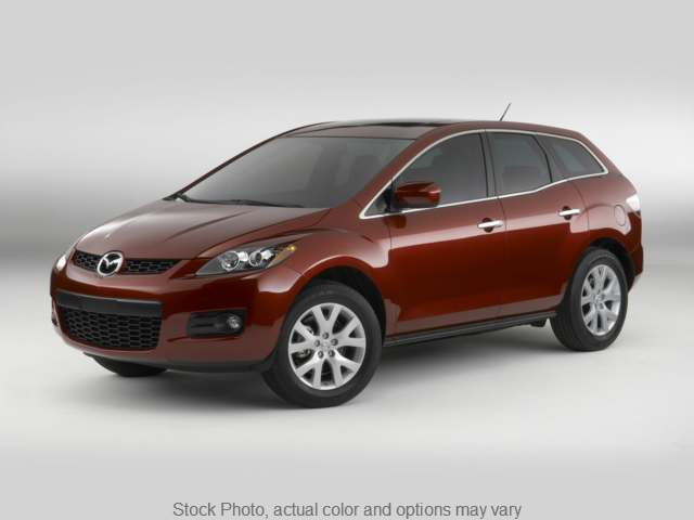 2008 Mazda CX-7 4d SUV AWD Sport at Shook Auto Sales near New Philadelphia, OH