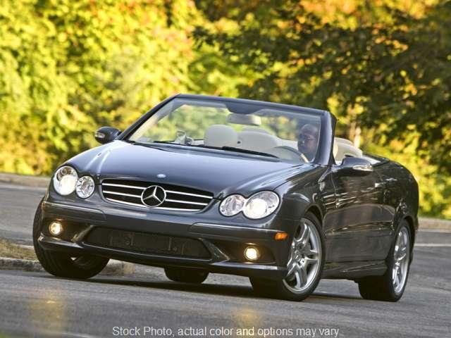 2008 Mercedes-Benz CLK-Class 2d Convertible CLK350 at The Gilstrap Family Dealerships near Easley, SC