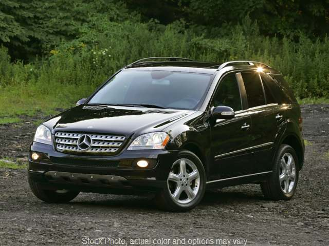 Used 2008  Mercedes-Benz M-Class 4d SUV ML550 at Royal Automotive near Englewood, CO