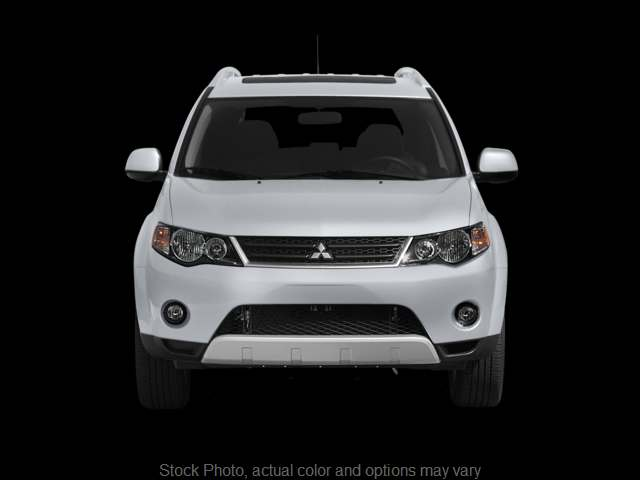Used 2008  Mitsubishi Outlander 4d SUV FWD LS at Bill Fitts Auto Sales near Little Rock, AR