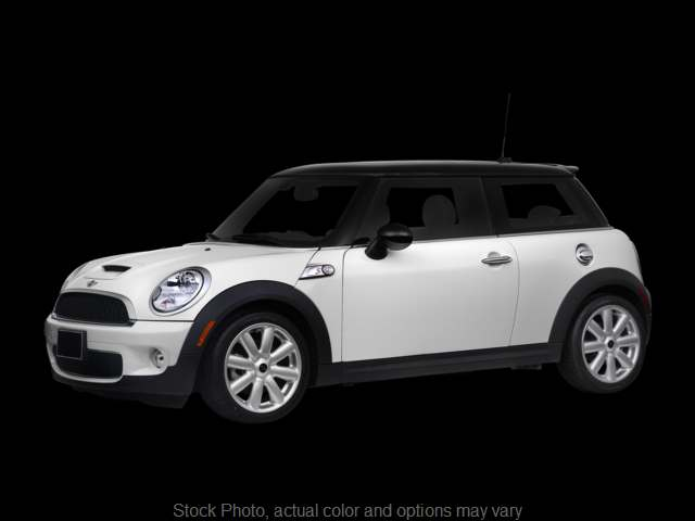 Used 2008  Mini Cooper Hardtop 2d Coupe S at The Gilstrap Family Dealerships near Easley, SC