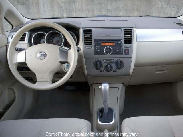 Used 2008  Nissan Versa 4d Sedan S Auto at CarTopia near Kyle, TX