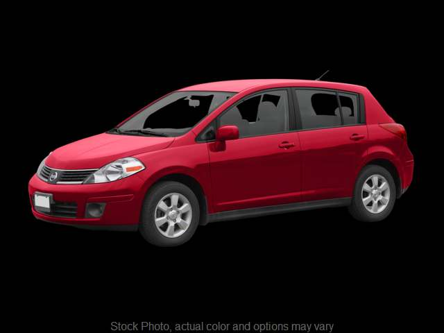 2008 Nissan Versa 4d Hatchback S Auto at Action Auto Group near Oxford, MS