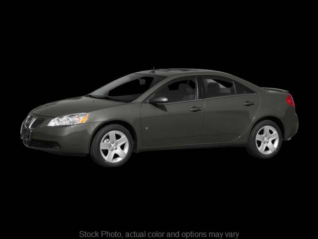 Used 2008  Pontiac G6 4d Sedan V6 at Action Auto Group near Oxford, MS