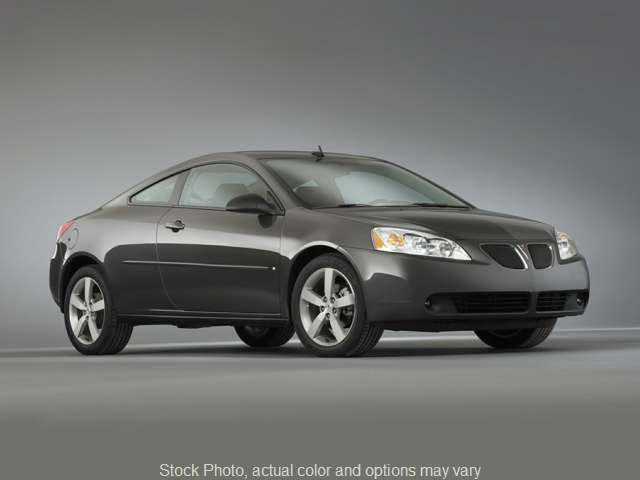 Used 2008  Pontiac G6 2d Coupe GT at Good Wheels near Ellwood City, PA