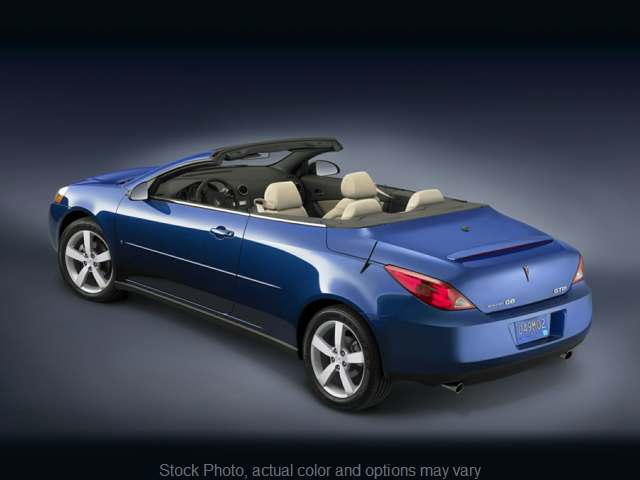 Used 2008  Pontiac G6 2d Convertible GT Sport at Good Wheels near Ellwood City, PA