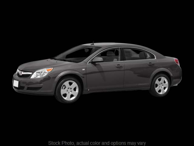 Used 2008  Saturn Aura 4d Sedan XE (V6) at Camacho Mitsubishi near Palmdale, CA