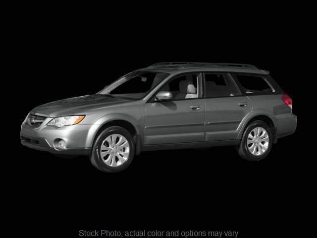 Used 2008  Subaru Outback 5d Wagon i Auto at Ramsey Motor Company - North Lot near Harrison, AR