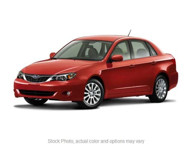 2008 Subaru Impreza 4d Sedan 2.5i Auto at Action Auto Group near Oxford, MS