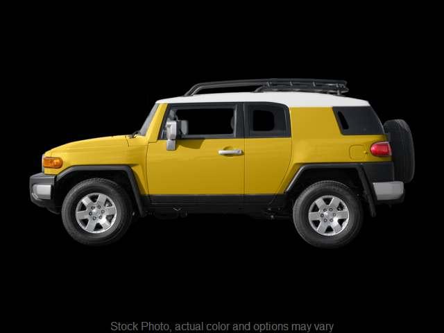 Used 2008  Toyota FJ Cruiser  4d SUV 4WD Auto at City Wide Auto Credit near Oregon, OH