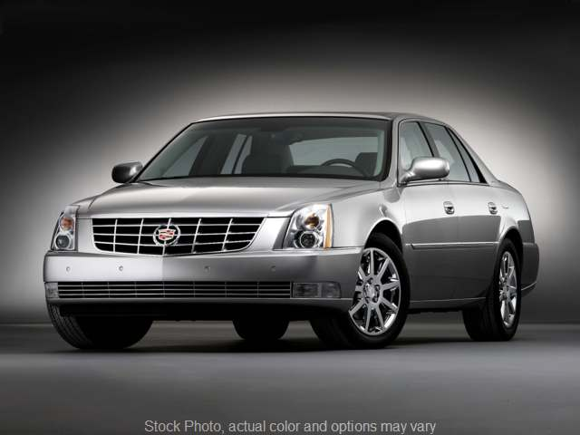 2009 Cadillac DTS 4d Sedan Luxury I at The Big Lot near Moorhead, MN