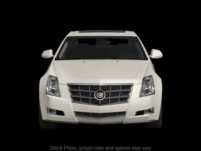 Used 2009  Cadillac CTS 4d Sedan RWD at Shields Auto Group near Rantoul, IL