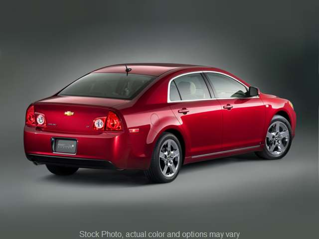 Used 2009  Chevrolet Malibu 4d Sedan LT w/1LT at Express Auto near Kalamazoo, MI