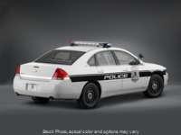 Used 2014  Chevrolet Impala Limited 4d Sedan Police at Bobb Suzuki near Columbus, OH
